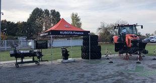 Kubota inaugura un Centro de Agricultura de Precisión en Polonia