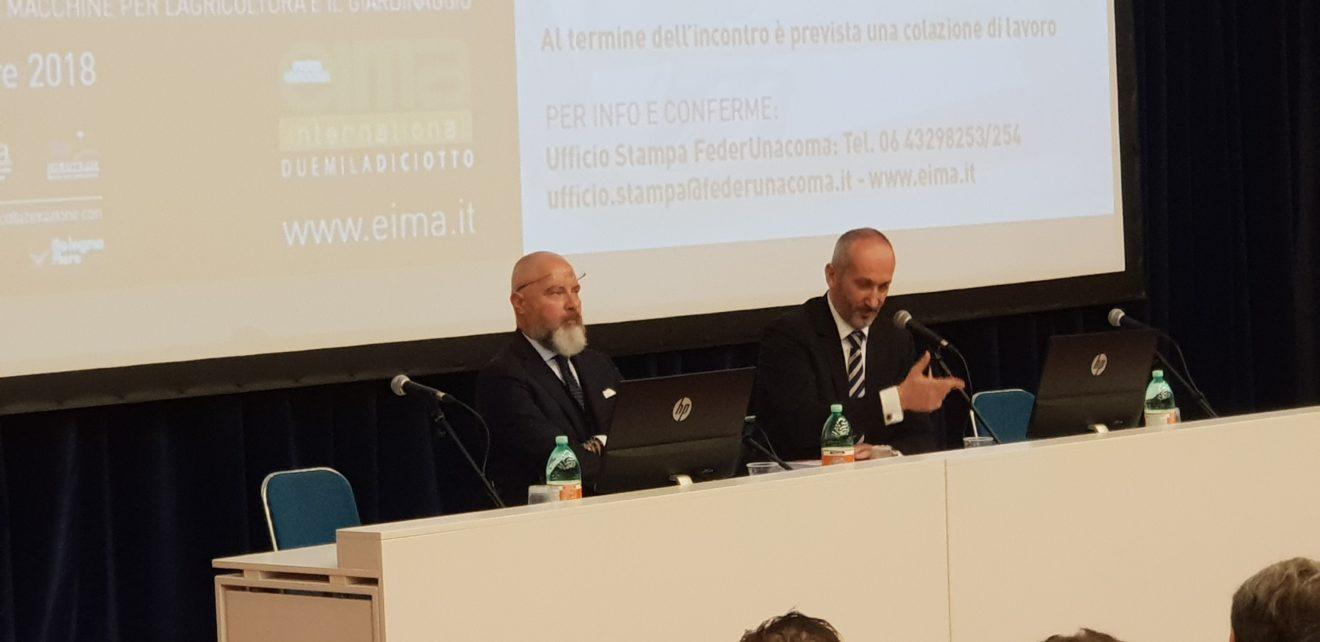 Conferencia de Prensa Internacional de la EIMA