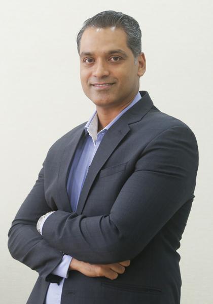 Angelo Noronha EMEA President