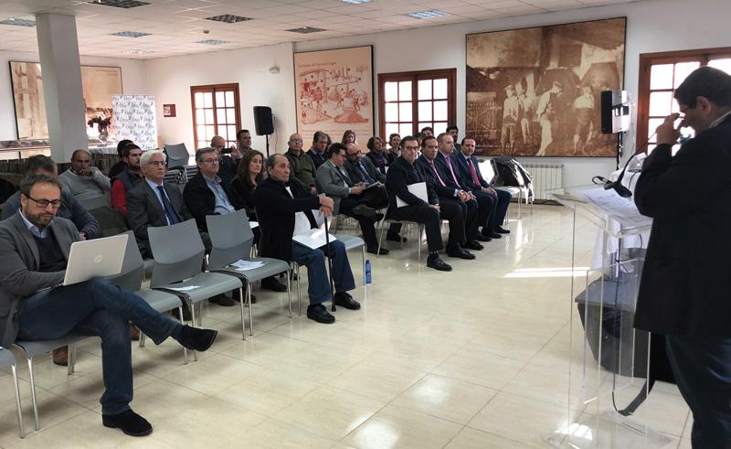 I Encuentro de Jóvenes Cooperativistas organizado por la Unión de Cooperativas Agrarias de Madrid (UCAM)