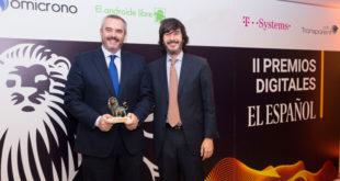 Jorge Cajal Dtor Marketin-Continental [Premios El Español]