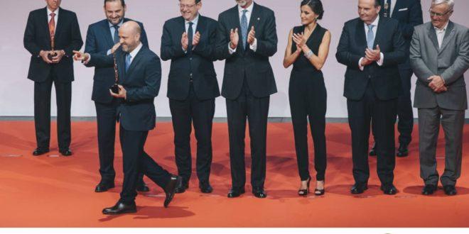 Pulverizadores Fede gana el premio 'Innovación de la empresa 2018'