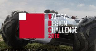 Valtra Design Challenger 2018