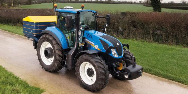 Las ventas de tractores nuevos se acerca en noviembre a las 10.000 unidades, con un crecimiento del 9.74%