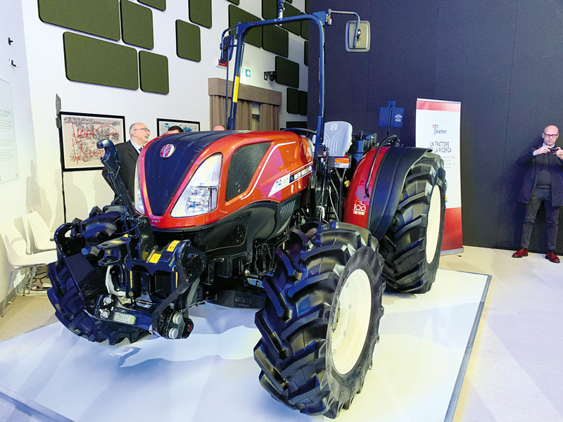 New Holland T4 Centenario