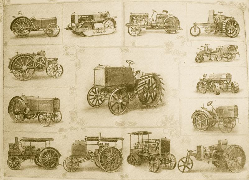 Historia: Fiat entró en el mundo de los tractores