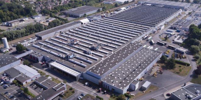 AGCO amplía aún más su Centro de Excelencia Global de Tractores Ingeniería y Fabricación para Massey Ferguson en Beauvais (Francia)
