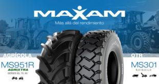 Lona MAXAM MS951R y MS301