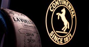 continental patrocina la vuelta