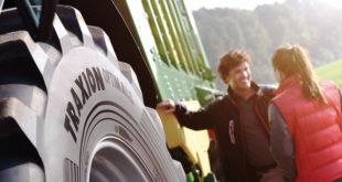 Vredestein neumáticos de tractor pequeños y grandes