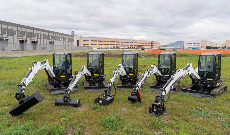 BOBCAT family R series