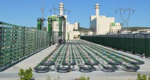 Planta de producción de AlgaEnergy en Cádiz