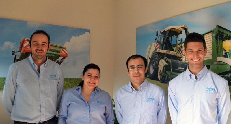 Nombramientos en Farming Agrícola