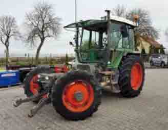 Tractor de la serie Fendt GT