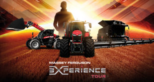 Massey Ferguson eXperience Tour
