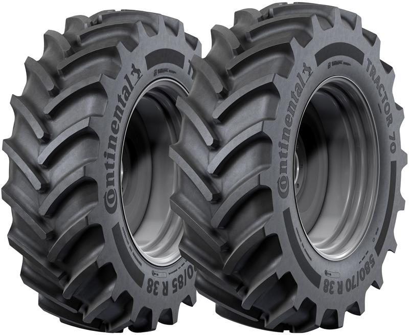 Neumáticos Tractor70 y Tractor85
