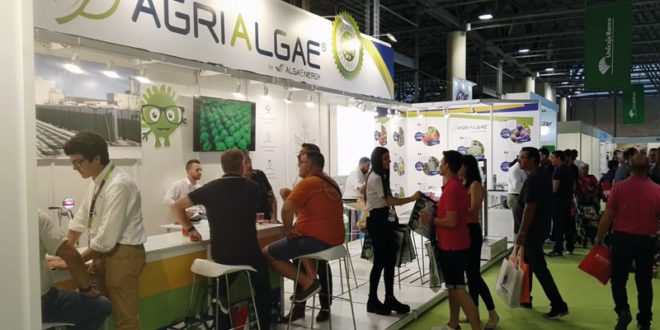 AlgaEnergy superó todas las expectativas en Infoagro Exhibition