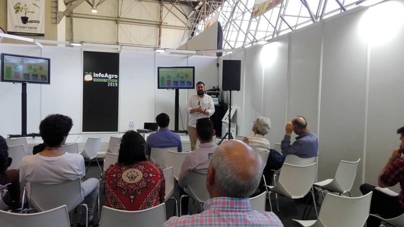 Manuel Zoreda, gerente de ventas de AlgaEnergy