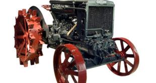 Tractor Cassani de 40 CV