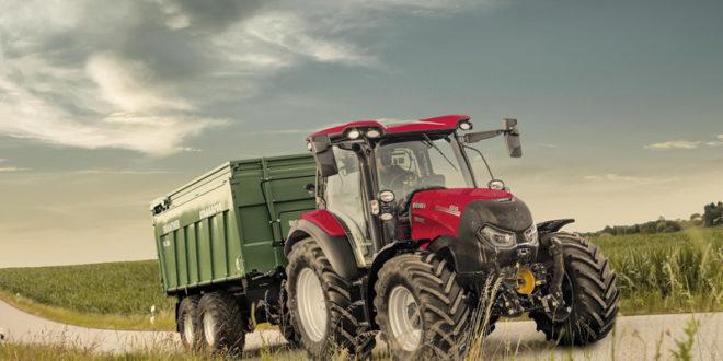 Case IH renombra a su recién lanzada gama de tractores de 100 a 130 CV