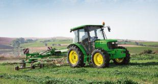 John Deere 5050E Tractor