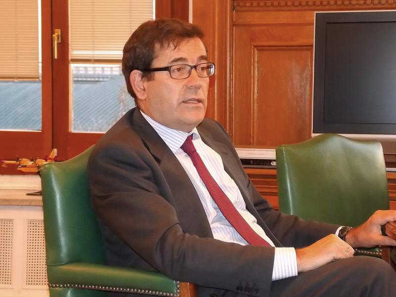 Carlos Cabanas Godino, Secretario General de Agricultura y Alimentación entre 2014 y 2018