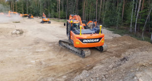 Doosan 2D 3D Machine