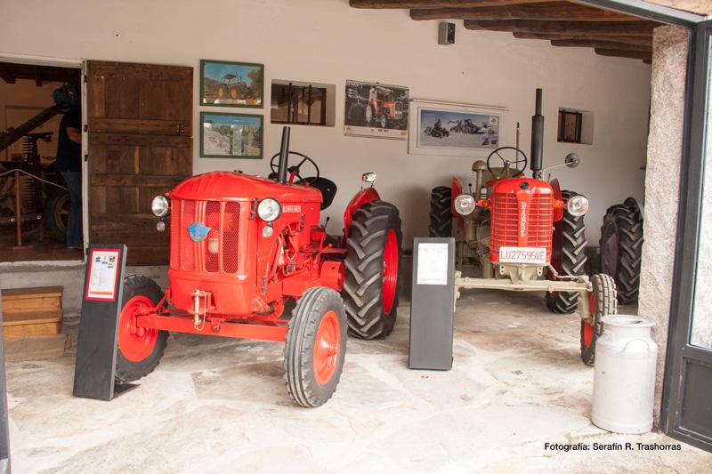 Trasliste tractores clásicos