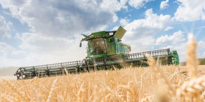 Actualizaciones en las cosechadoras John Deere para la temporada 2020