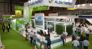 AlgaEnergy stand Fruit Attraction