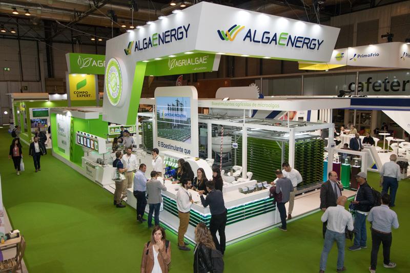 AlgaEnergy Fruit Attraction 2019