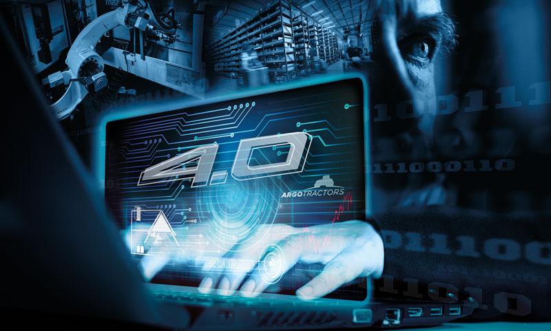 Argo Tractors trasformazione 4.0