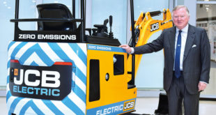 JCB Electric
