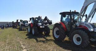 Farming Agrícola STEYR Tractores