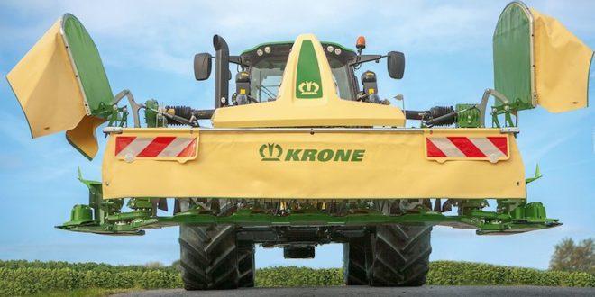 Krone recibe dos medallas de plata en la Agritechnica 2019