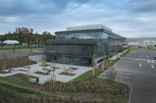 Bobcat sede europea en República Checa