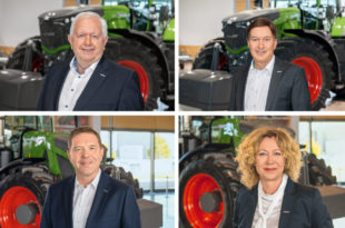 Peter Josef Paffen, Michael Gschwender, Christoph Groeblinghoff y Ingrid Bussjaeger Martin.