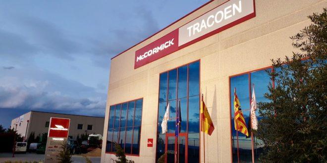 McCormick estrena concesionario en Zaragoza, Tracoen Import Export