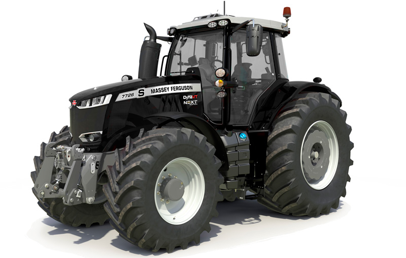 Massey Ferguson 7726S AllBlack Next HR EDITED