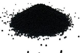Continental suministro negro de carbón