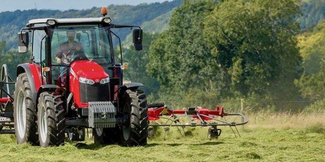 Las ventas de tractores nuevos se retraen un 24.31% en noviembre