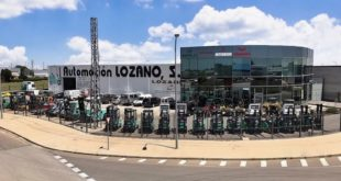 Automoción Lozano concesionario McCormick en Ciudad Real