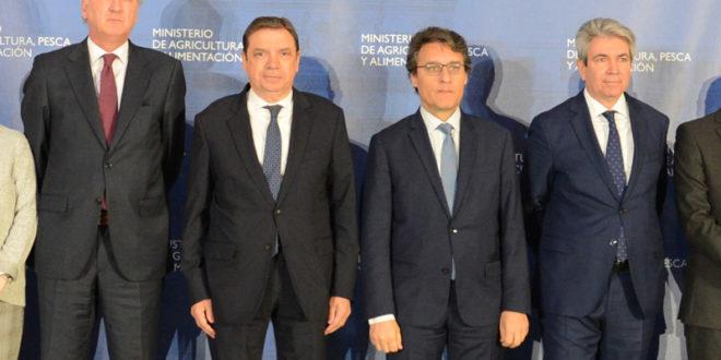 Organigrama del MAPA con el nuevo Gobierno