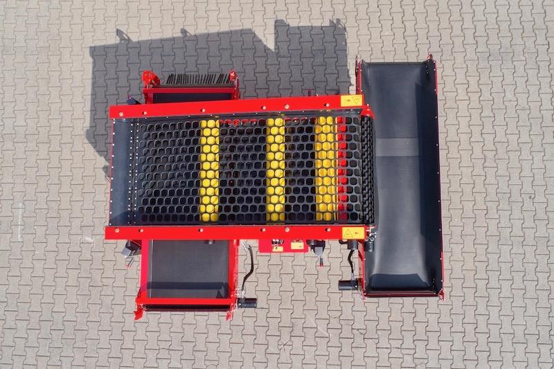 GRIMME calibradora de malla WG 900