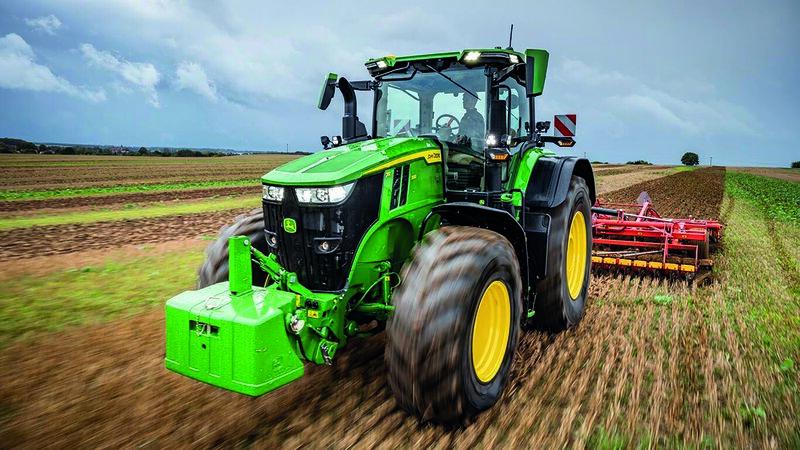 Tractor John Deere 7R