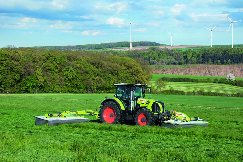 CLAAS ARION 600 DISCO