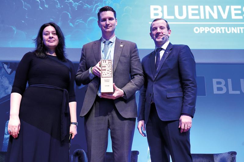 AlgaEnergy BlueInvest Award