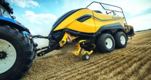 New Holland BigBaler 1290 High Density