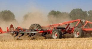Cultivador Kverneland Turbo T i-Tiller