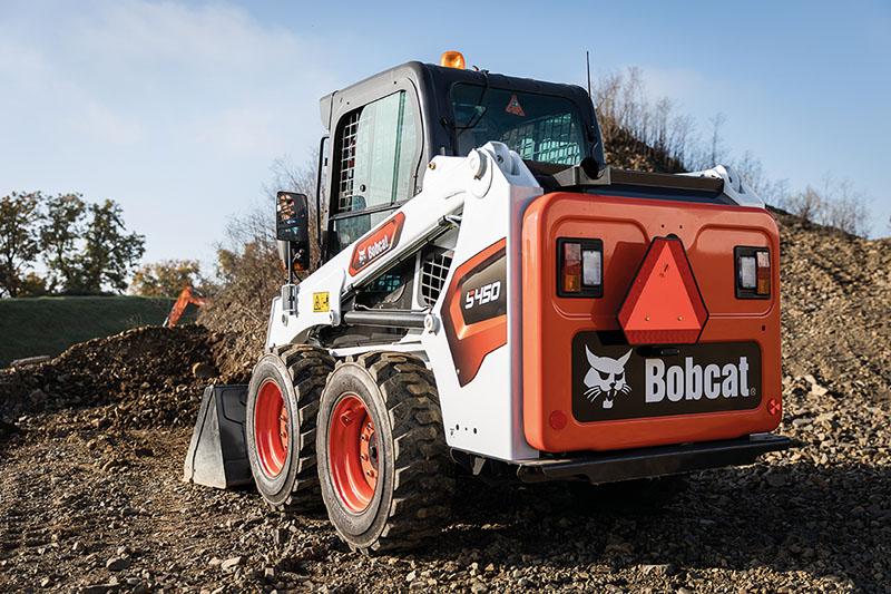 Doosan Bobcat M-series loaders